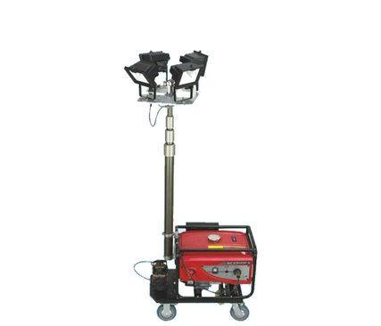 SFW6110全方位自动升降移动照明车