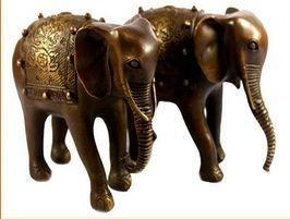 铜雕大象厂家