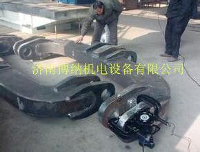 振动法消除焊接工件应力系统