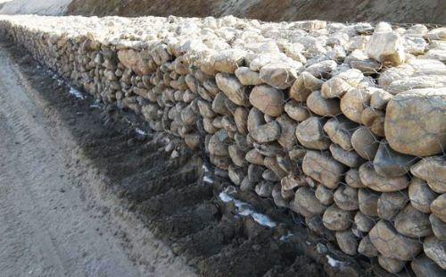 铅丝石笼网最新价格铅丝石笼网生产厂家