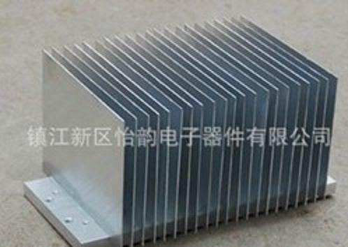 商家供应铝插片散热器