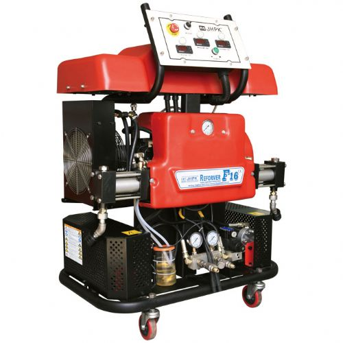 广西防城港聚氨酯发泡机小型水箱保温第一品牌