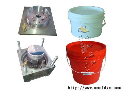 小霞塑料12L化工桶模具制造 生产12公斤化工桶塑胶模具价格
