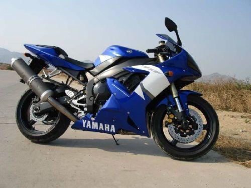 雅马哈TZR125 进口二手125摩托车市场