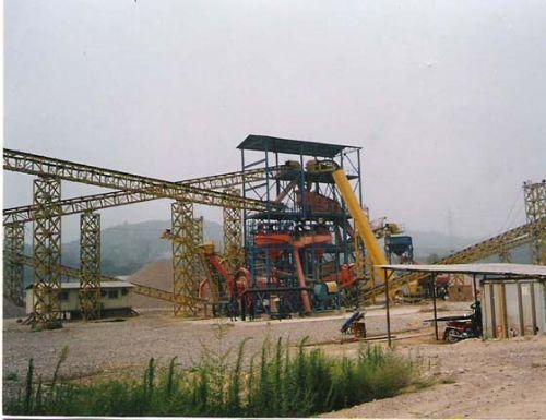 上海砂石生产线,建筑石料破碎机