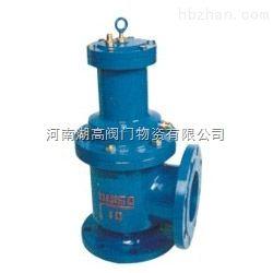 河南J744X液压角式快开排泥阀厂家价格