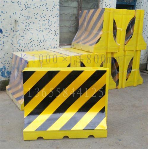 注水隔离墩、PE塑料防撞墙、进口原料防撞墩