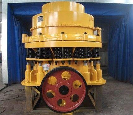 上海西蒙斯圆锥破碎机制造厂家|弹簧圆锥式破碎机生产厂家