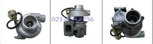 东风康明斯发动机HX30W增压器3802906
