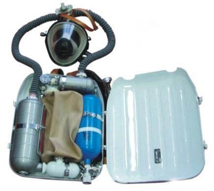 正压氧气呼吸器价格 HYZ2陕西正压氧气呼吸器
