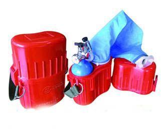 内蒙古压缩氧自救器 ZYX45型压缩氧自救器