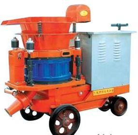 PZ-5混凝土喷浆机 建筑用混凝土喷浆机 配件提供