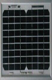 广东广州5W18V单晶硅太阳能电池板组件厂家