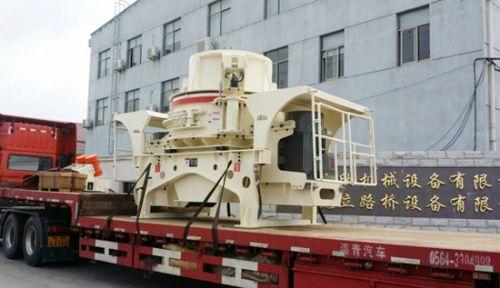 巍立制砂机产出高品质砂石实现企业利润最大化