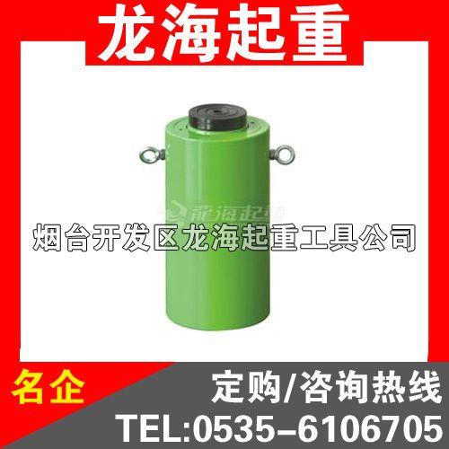 200吨双作用液压千斤顶 电动泵一拖四/一拖六 龙海起重