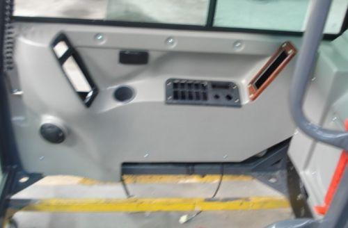 小松挖掘机pc50驾驶室内饰