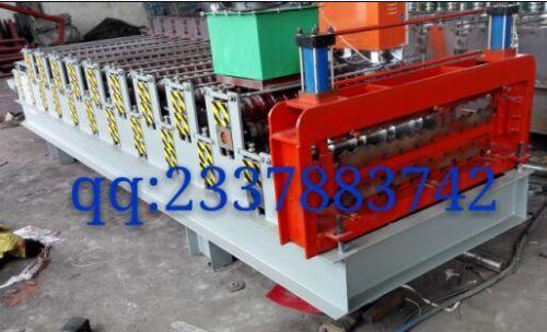 专业生产850/860彩钢板压瓦机覆膜压瓦机厂家