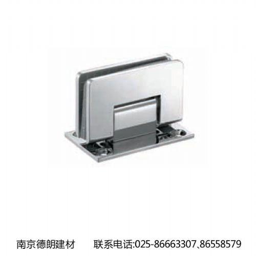 德朗自动门玻璃门夹,专业品质保证自动门玻璃门夹