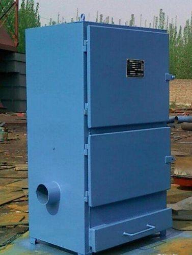 沧州淀粉厂专用单机布袋除尘器除尘效率99%、效果显著