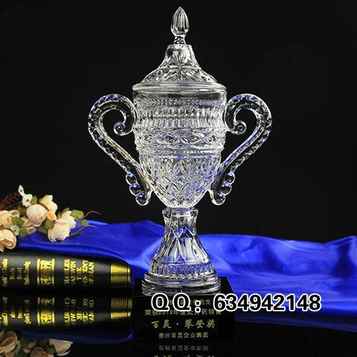 专业水晶奖杯批发 定做水晶奖杯 水晶奖杯刻字