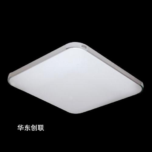 订做铝型材 铝合金吸顶灯外壳