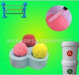 深圳专业生产模具硅胶