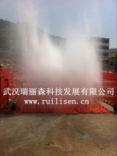 垃圾焚烧发电厂洗车设备是文明发电的防尘助手