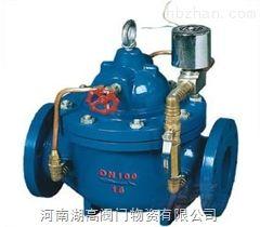 厂家供应600X水力电动控制阀现货直销