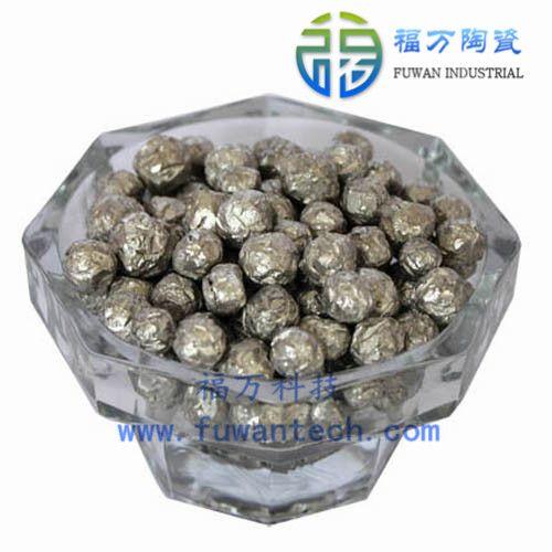 负电位球 负电位球价格 福万负电位金属陶瓷球 水处理滤料