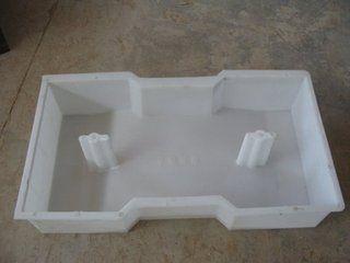 水渠沟盖板模具 水沟盖板模具