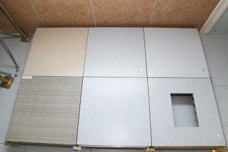 当以质量制胜市场:全钢防静电地板的使用场所