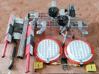 半挂大车四轮定位仪GCD-II