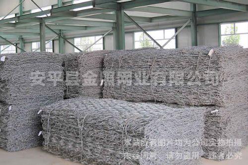 格宾石笼网_镀锌格宾石笼网箱生产厂家_金照现货供应