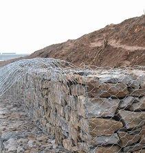 热镀锌石笼网,包塑石笼网价格,绿格石笼网
