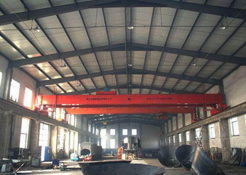 75吨双梁起重机