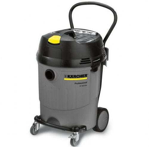 德国凯驰吸尘器NT65/2干湿两用吸尘吸水双电机防溢水吸尘器