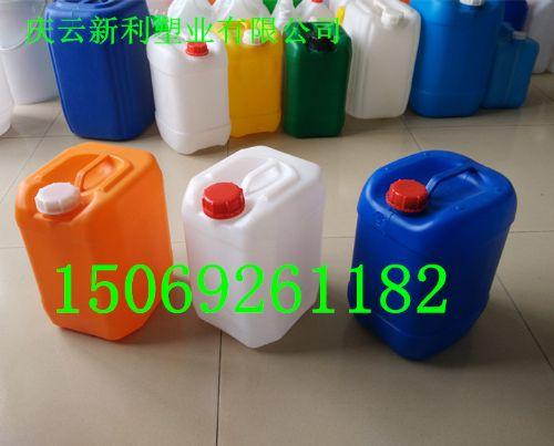 10公斤塑料桶,10l方形塑料罐厂家报价