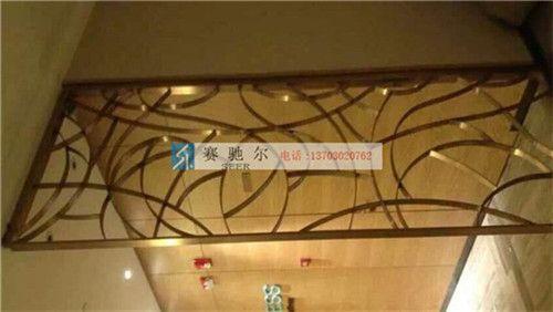 邯山区鸡泽县商城隔断不锈钢屏风