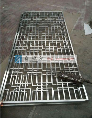 曲周县常见的不锈钢屏风 不锈钢屏风厂家