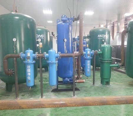 镇江空压机管道工程设计安装施工维修保养特种压力容器设备报检
