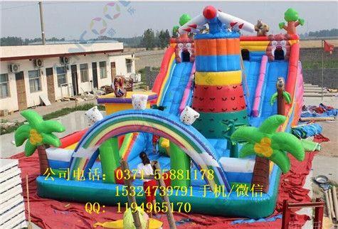 儿童充气城堡蹦蹦床,专业生产各种大中小型充气气模玩具