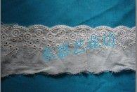 刺绣花边   embroidery lace