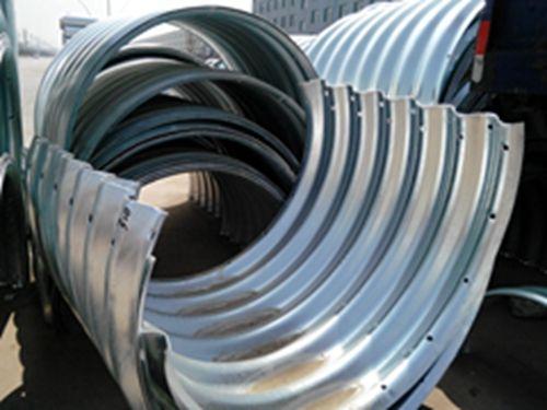 衡水奇佳专业生产公路波纹管,钢波纹管,金属波纹管