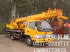 贵和8吨汽车吊,8吨汽车吊规格,吊型号齐全