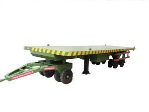 中运平板拖车价格 平板拖车,平板车,全挂车厂家