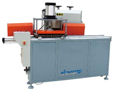 LY6-50铝门窗转位压力机,铝门窗孔槽冲压设备,济南德旺