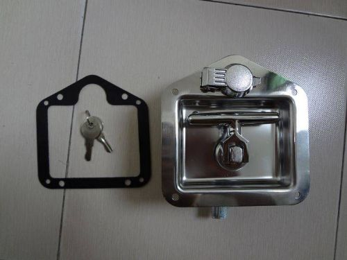 T型拉手工具箱电气柜搭扣SY124-1S