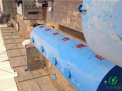 供应最新养猪场粪便污水处理一体化设备厂家报价