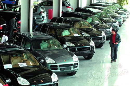 青岛港怎样进口汽车