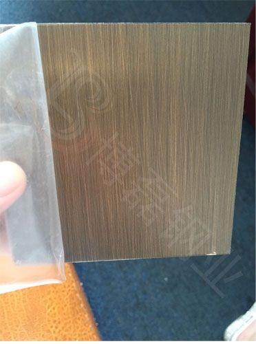 佛山特供不锈钢,铁板,铝合金成品镀铜.可镀青古铜,红古铜颜色